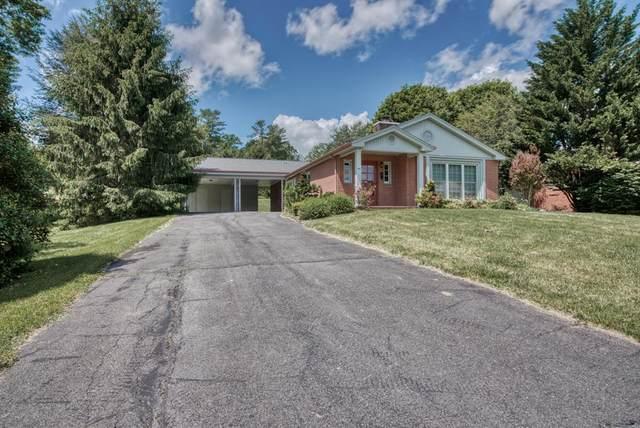 439 Montview Drive, Abingdon, VA 24210 (MLS #74237) :: Highlands Realty, Inc.