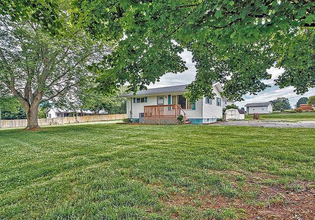 22198 Parks Mill Road, Abingdon, VA 24211 (MLS #74255) :: Highlands Realty, Inc.