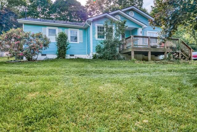 14085 Indian Run Road, Glade Spring, VA 24340 (MLS #74307) :: Highlands Realty, Inc.