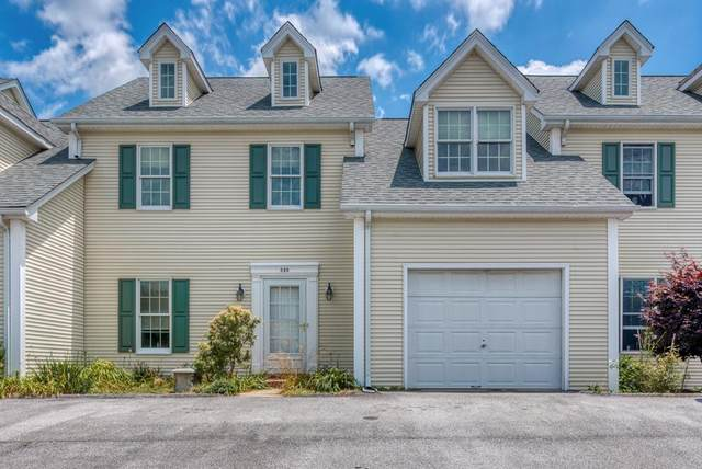 855 Barclay Drive, Abingdon, VA 24210 (MLS #74516) :: Highlands Realty, Inc.