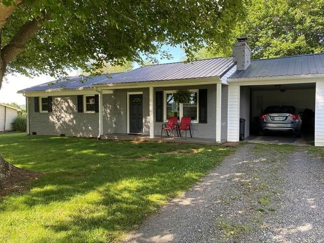 212 Clover St, Galax, VA 24333 (MLS #74595) :: Highlands Realty, Inc.