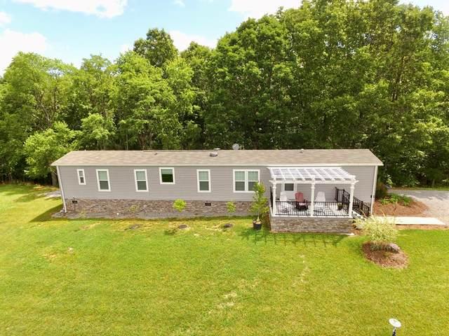 132 Cotton Lane, Wytheville, VA 24382 (MLS #74609) :: Highlands Realty, Inc.