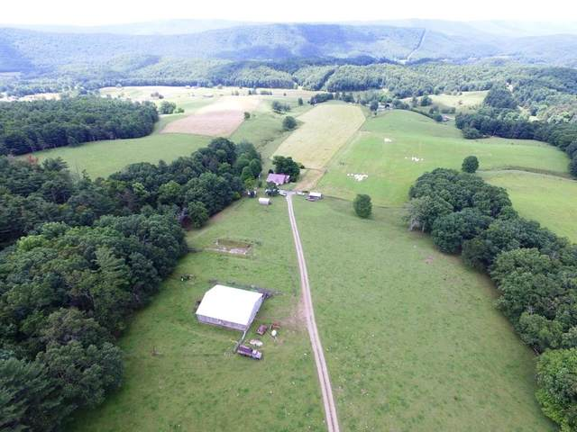 636 Flat Top Rd, Bland, VA 24315 (MLS #74614) :: Highlands Realty, Inc.