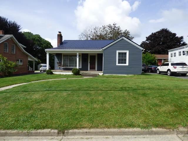 575 Tazewell St, Wytheville, VA 24382 (MLS #74619) :: Highlands Realty, Inc.