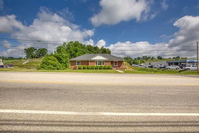 1141 West Main Street, Abingdon, VA 24210 (MLS #74627) :: Highlands Realty, Inc.