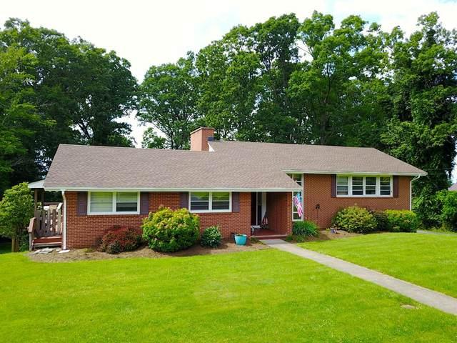110 Bona Vista, Galax, VA 24333 (MLS #74638) :: Highlands Realty, Inc.