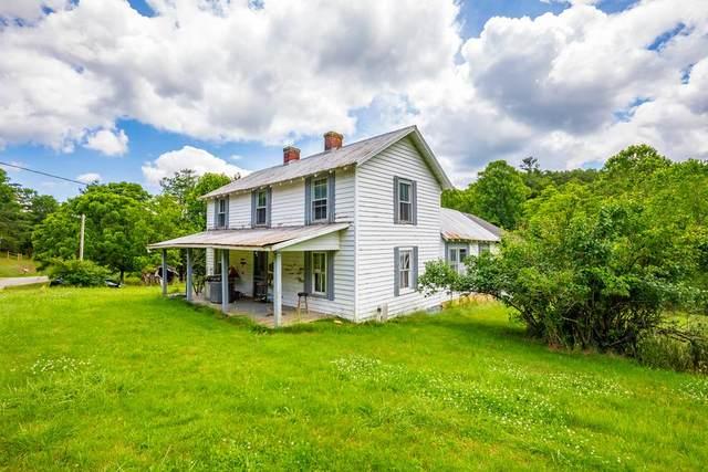 379 Gullion Fork Road, Wytheville, VA 24382 (MLS #74642) :: Highlands Realty, Inc.