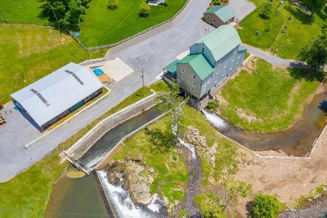 965 Reed Creek Mill Rd, Wytheville, VA 24382 (MLS #74651) :: Highlands Realty, Inc.