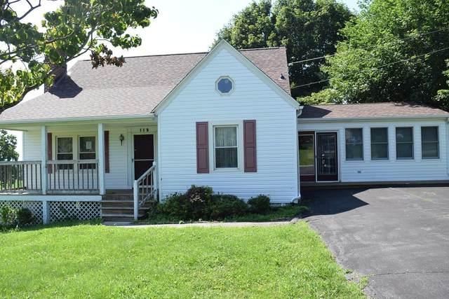 115 Dogwood Drive, Wytheville, VA 24382 (MLS #74663) :: Highlands Realty, Inc.