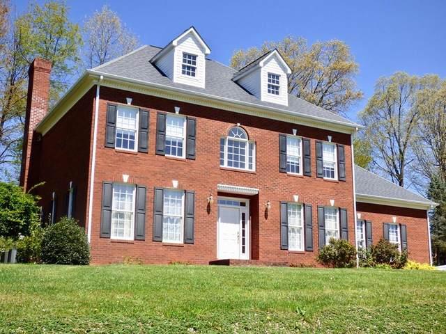 20 Jackson Circle, Wytheville, VA 24382 (MLS #74684) :: Highlands Realty, Inc.