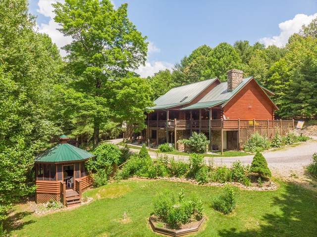 102 Wendi Pate Trail, Floyd, VA 24091 (MLS #74688) :: Highlands Realty, Inc.