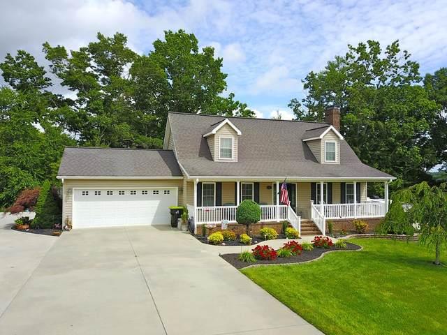 50 Mahogany, Galax, VA 24333 (MLS #74710) :: Highlands Realty, Inc.