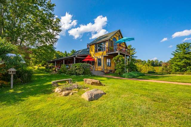 610 Indian Valley Post Office Rd Nw, Indian Valley, VA 24105 (MLS #74748) :: Highlands Realty, Inc.