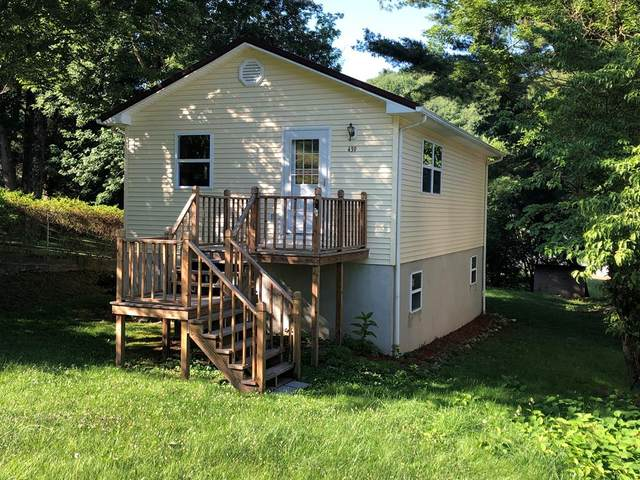 439 Hotel Ave, Tazewell, VA 24651 (MLS #74787) :: Highlands Realty, Inc.