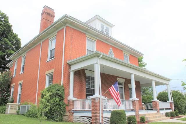 321 College St, Marion, VA 24354 (MLS #74912) :: Highlands Realty, Inc.