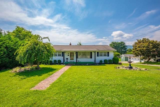 185 Lexington St., Wytheville, VA 24382 (MLS #74916) :: Highlands Realty, Inc.