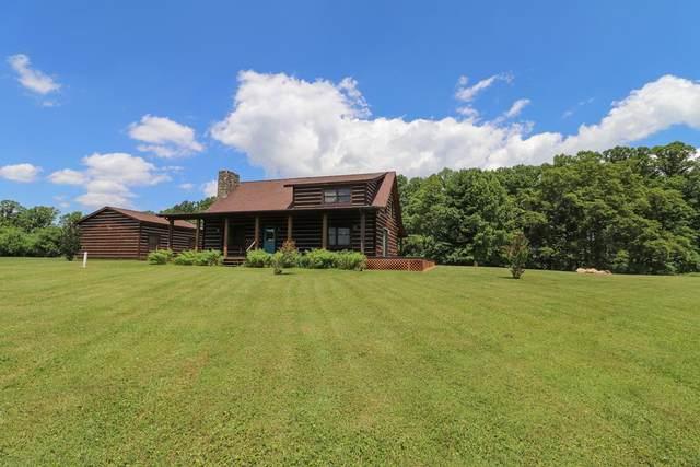 987 Rhododendron Rd, Hillsville, VA 24343 (MLS #74917) :: Highlands Realty, Inc.
