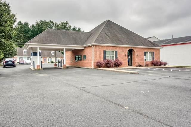 968 Main Street, Abingdon, VA 24210 (MLS #74956) :: Highlands Realty, Inc.