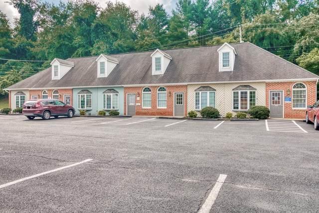 966 Main Street, Abingdon, VA 24210 (MLS #74969) :: Highlands Realty, Inc.