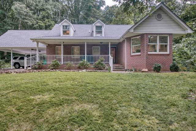 24530 Walden Rd., Abingdon, VA 24210 (MLS #74975) :: Highlands Realty, Inc.