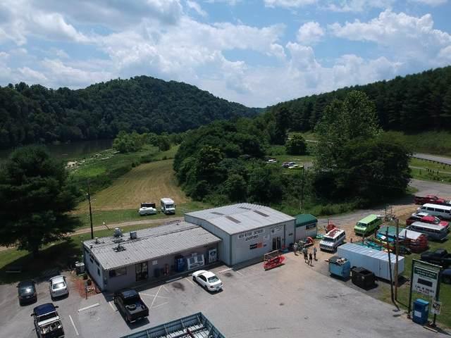 5785 Fries Rd, Galax, VA 24333 (MLS #74997) :: Highlands Realty, Inc.