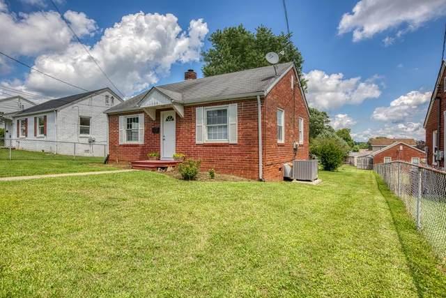 105 Peters St, Bristol, VA 24201 (MLS #75029) :: Highlands Realty, Inc.