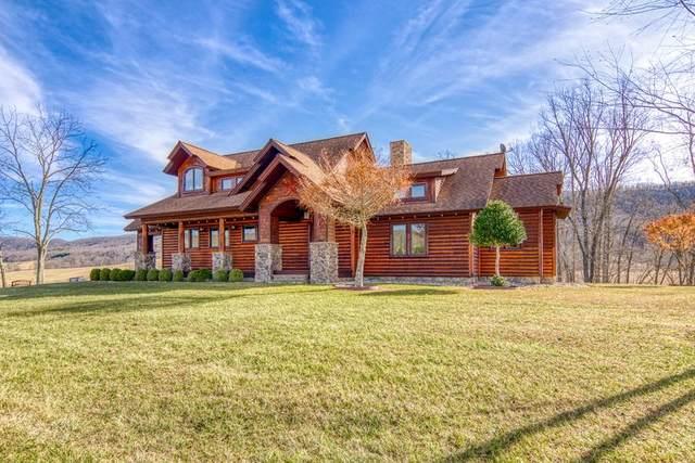 2413 Crocketts Cove Rd, Wytheville, VA 24382 (MLS #75034) :: Highlands Realty, Inc.
