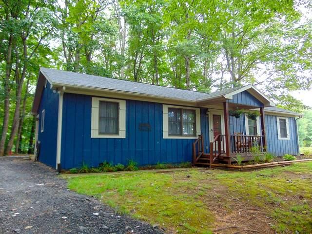 328 Big Red, Hillsville, VA 24343 (MLS #75191) :: Highlands Realty, Inc.