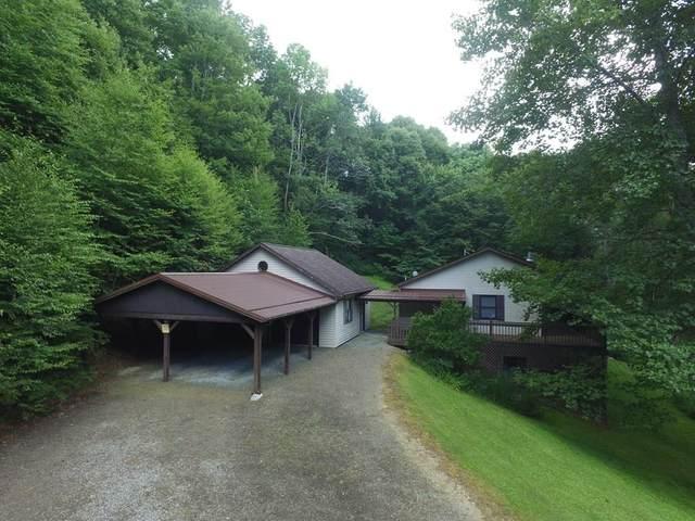 142 Hidden Valley Ln, Independence, VA 24348 (MLS #75232) :: Highlands Realty, Inc.