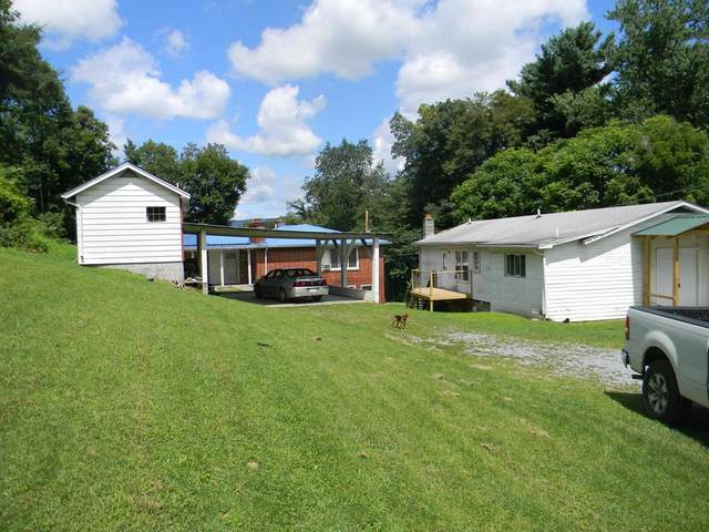 638, 636 S. Iron Street, Marion, VA 24354 (MLS #75246) :: Highlands Realty, Inc.