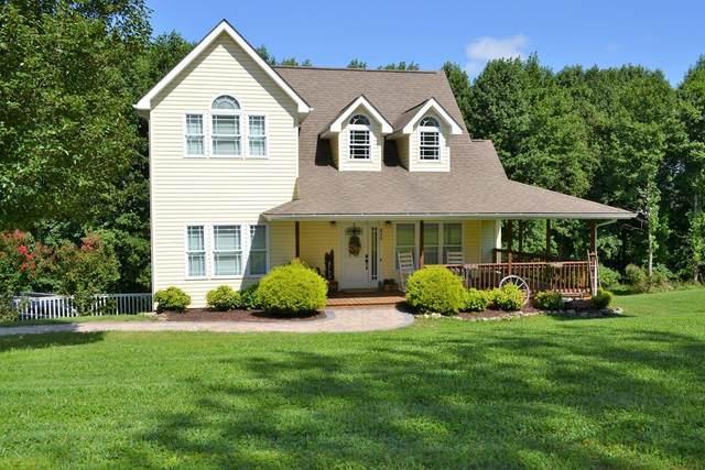 836 Fincastle Estates, Lebanon, VA 24266 (MLS #75254) :: Highlands Realty, Inc.