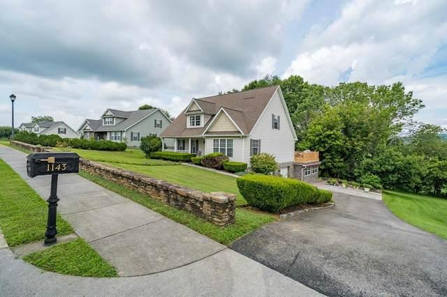 1143 Rockwall Drive, Abingdon, VA 24210 (MLS #75274) :: Highlands Realty, Inc.