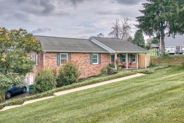 1103 Panorama Dr, Abingdon, VA 24210 (MLS #75308) :: Highlands Realty, Inc.