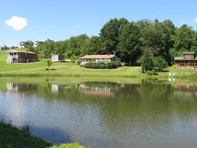 516 Volunteer Road, Fancy Gap, VA 24328 (MLS #75328) :: Highlands Realty, Inc.
