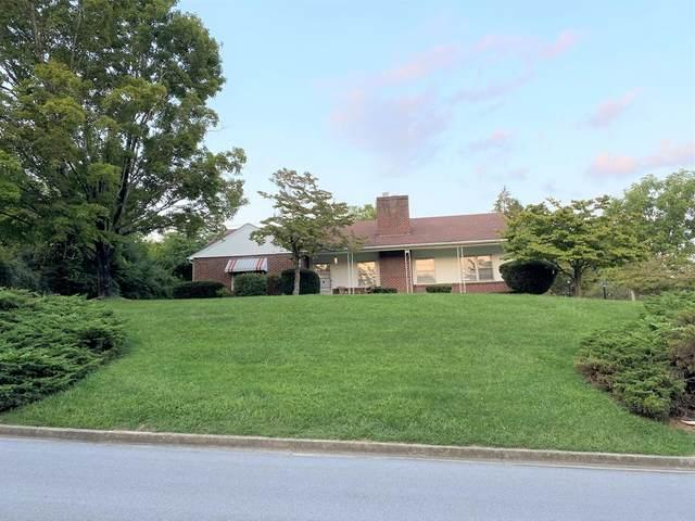 219 Magnolia St, Marion, VA 24354 (MLS #75342) :: Highlands Realty, Inc.