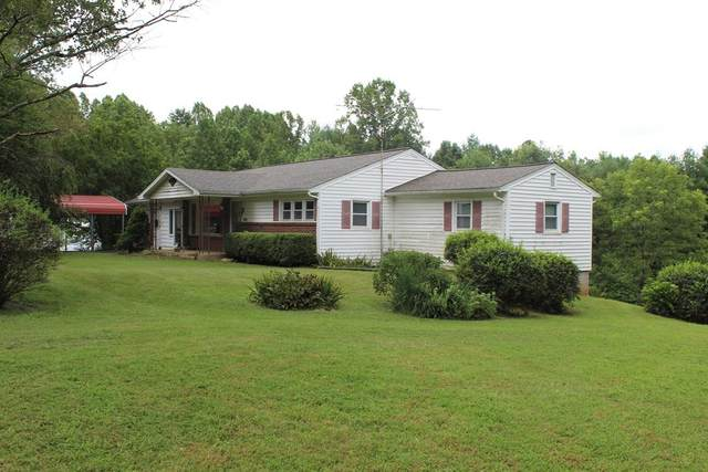 3866 Pleasant View Drive, Patrick Springs, VA 24133 (MLS #75419) :: Highlands Realty, Inc.