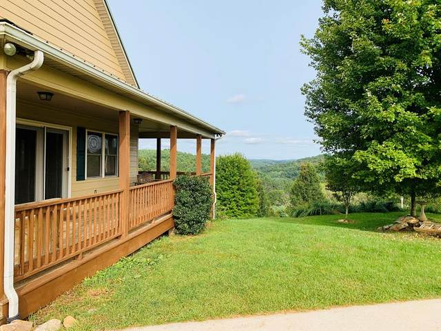 310 Whispering Ridge, Hillsville, VA 24343 (MLS #75616) :: Highlands Realty, Inc.
