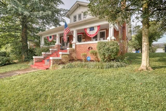 706 Piedmont Ave, Bristol, VA 24201 (MLS #75617) :: Highlands Realty, Inc.