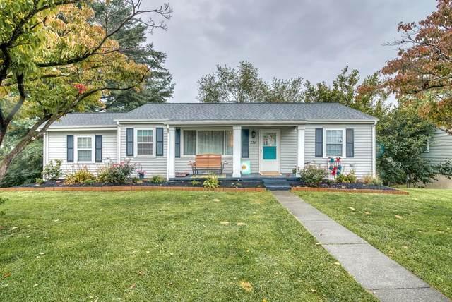 334 Lowry Dr, Abingdon, VA 24210 (MLS #75633) :: Highlands Realty, Inc.