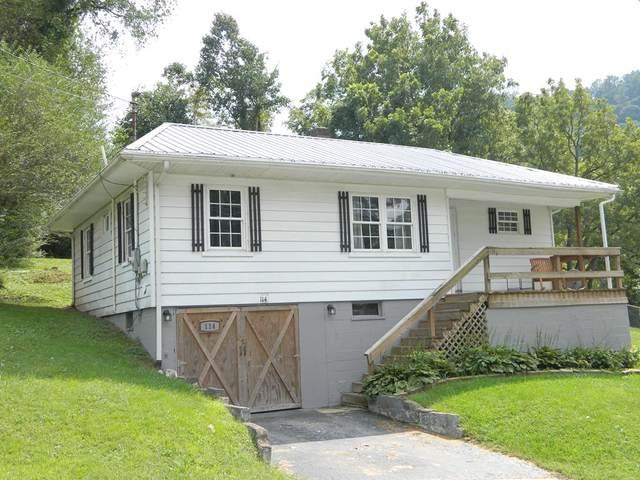 114 Crescent Ave, Marion, VA 24354 (MLS #75642) :: Highlands Realty, Inc.