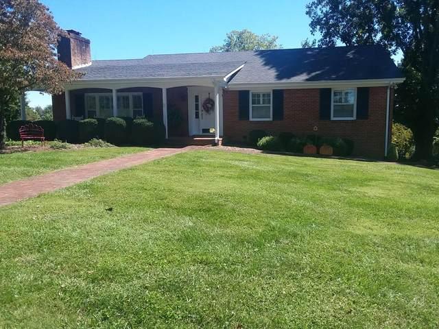148 Crestview Drive, Abingdon, VA 24210 (MLS #75755) :: Highlands Realty, Inc.