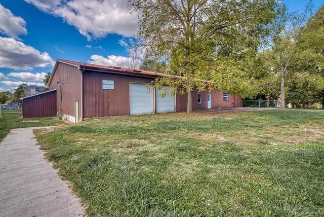 350 Park Street, Abingdon, VA 24210 (MLS #75832) :: Highlands Realty, Inc.