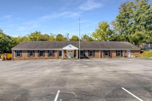 160 Cummings St, Abingdon, VA 24210 (MLS #75910) :: Highlands Realty, Inc.