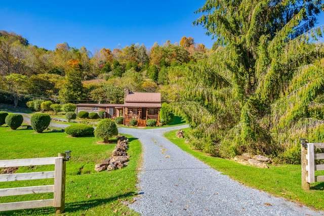 7695 Blue Grass Trail, Saltville, VA 24370 (MLS #76036) :: Highlands Realty, Inc.