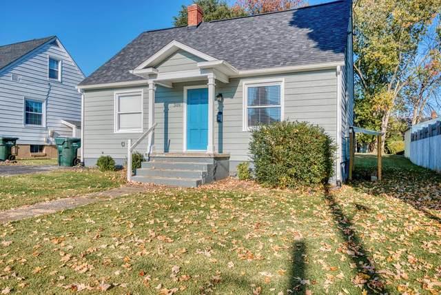 309 Carter St, Bristol, VA 24201 (MLS #76066) :: Highlands Realty, Inc.