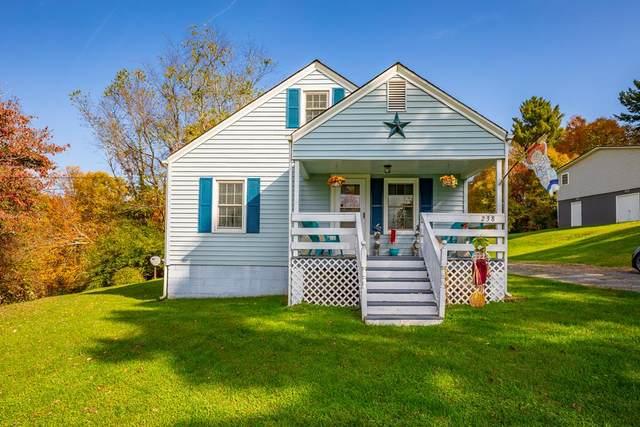 238 Lyons Circle, Hillsville, VA 24333 (MLS #76070) :: Highlands Realty, Inc.