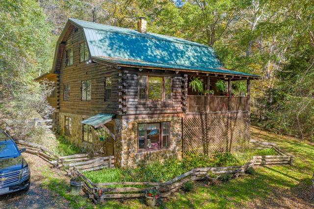 708 Bear Branch Rd., Mouth of Wilson, VA 24363 (MLS #76078) :: Highlands Realty, Inc.