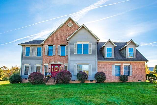 2744 Glendale Road, Galax, VA 24333 (MLS #76095) :: Highlands Realty, Inc.