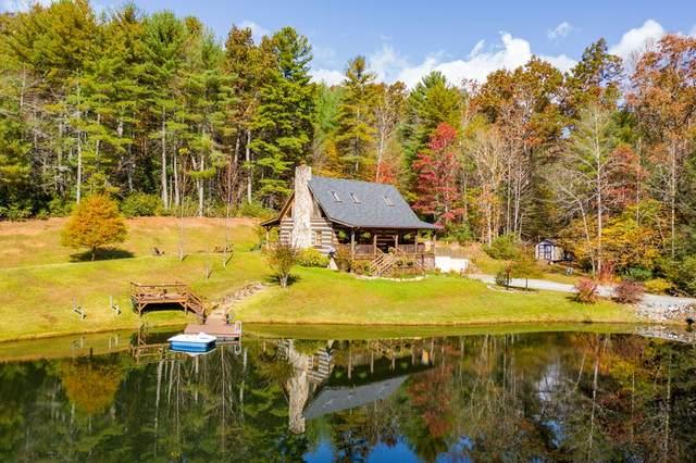 190 Still Hollow Lane, Glade Valley, NC 28627 (MLS #76110) :: Highlands Realty, Inc.