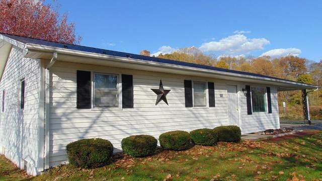 527 Riverside Rd, Chilhowie, VA 24319 (MLS #76118) :: Highlands Realty, Inc.